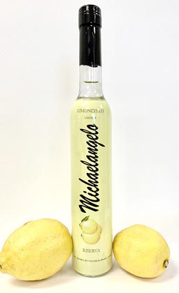 Fox River Distilling Company (375 ml) 'Michaelangelo' Limoncello Riserva (60 proof)