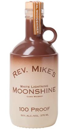 Fox River Distilling Company (375 ml) 'Rev. Mike's White Lightning' Moonshine (100 proof)