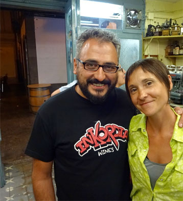 Nicolás Marcos Vicente & Jill Mott