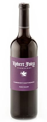 Robert Foley Vineyards 2015 Cabernet Sauvignon, Napa Valley