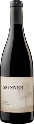 Skinner Vineyards 2015 Syrah, El Dorado