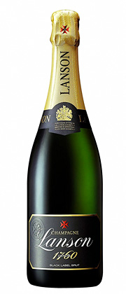 Champagne Lanson (3 L) NV 'Black Label' Brut, Champagne AOC (Wooden Box)