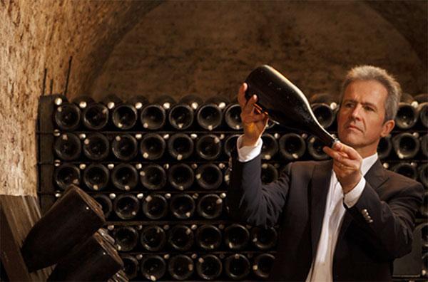Hervé Dantan, Chef de Cave