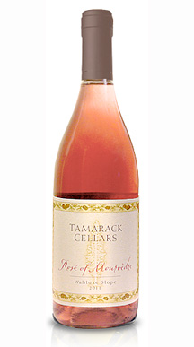 Tamarack Cellars 2016 Rose of Mouvedre, Columbia Valley