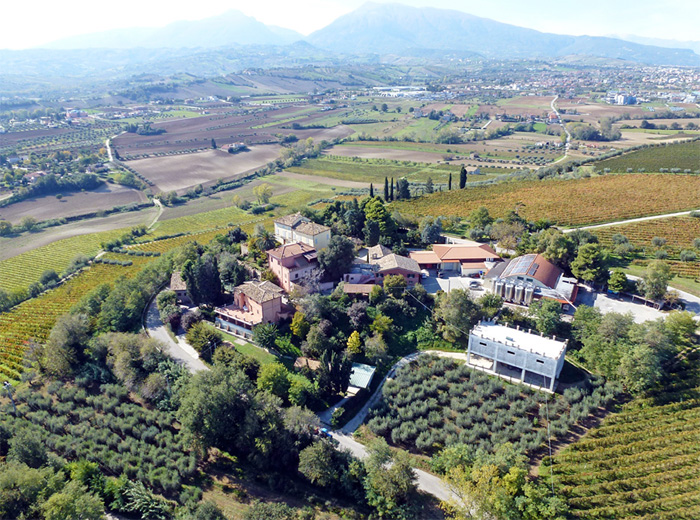Barone Cornacchia Estate in Abruzzo