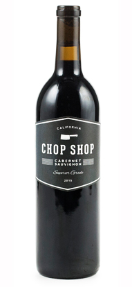 Chop Shop (20 L) 2017 Cabernet Sauvignon, California (Keg)