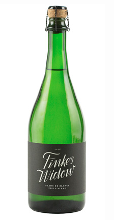 Finke's Widow 2016 Sparkling Wine, California