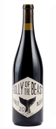 Folly of the Beast 2016 Pinot Noir, Central Coast