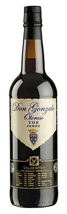 Bodegas Valdespino 'Don Gonzalo' Oloroso VOS Sherry, Jerez DO