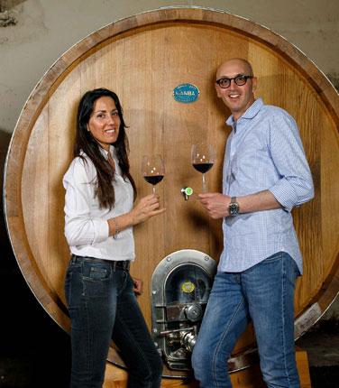 Siblings Filippo & Caterina Cornacchia
