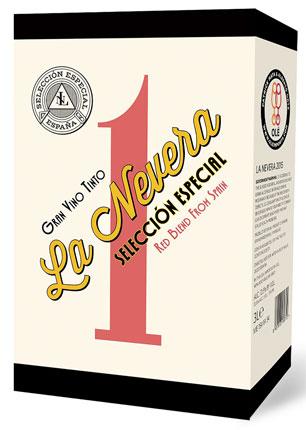 La Nevera (3 L) 2020 Tinto, Spain (Rioja)