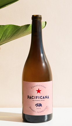 Pacificana 2017 Chardonnay, California
