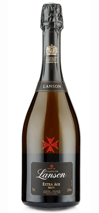 Champagne Lanson (1.5 L) NV Extra Age Brut, Champagne
