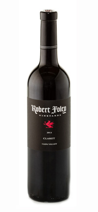 Robert Foley Vineyards 2016 Claret, Napa Valley