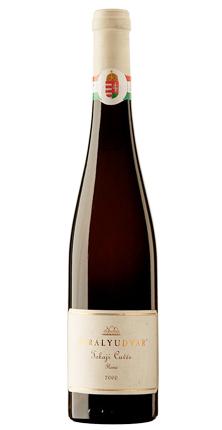 Kiralyudvar Winery (500 ml) 2010 'Cuvee Ilona' Late Harvest, Tokaj