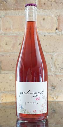 Brand 2016 Rose Petillant Naturel, Pfalz