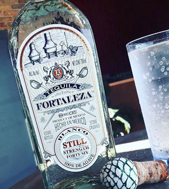 Tequila Fortaleza Still Strength Blanco (92 proof)