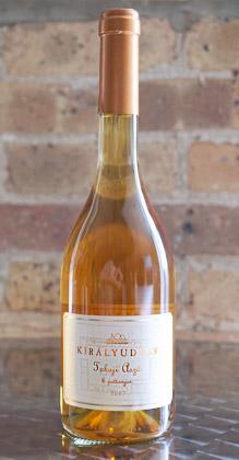 Kiralyudvar Winery (500 ml) 2007 Aszu 6 Puttonyos, Tokaj