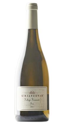 Kiralyudvar Winery 2015 Furmint Sec, Tokaj