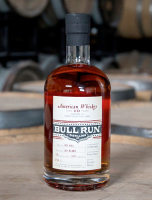 Bull Run Distilling Company Pinot Noir Finished American Whiskey (100 proof)