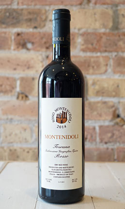 Montenidoli 2017 Rosso di Toscana IGT