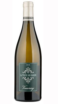 Foucher-Lebrun 2017 'La Vigne des Sablons' Vouvray AOC