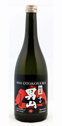 Hizo Otokoyama (1.8 L) Extremely Dry Tokubetsu Junmai, Fukuoka Prefecture