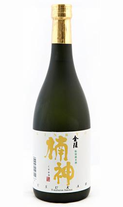 Kinryo (720 ml) 'Kusukami' Tokubetsu Junmai, Kagawa Prefecture