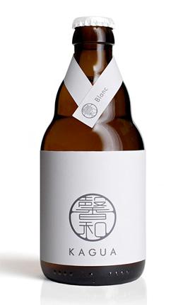 Kagua (330 ml) Blanc, Belgium