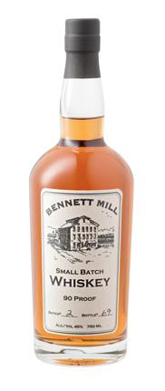 Fox River Distilling Company 'Bennett Mill' Small Batch Whiskey (90 proof)