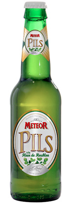 Meteor (330 ml) Pils, France