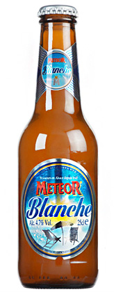 Meteor (330 ml) Blanche, France