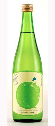 Kinpou (720 ml) 'Odayaka' Junmai Ginjyo, Fukushima Prefecture