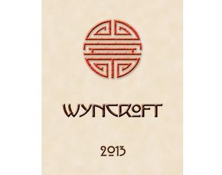 Wyncroft 2013 'Shou' Bordeaux Blend, Lake Michigan Shore