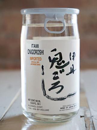 Itami Onigoroshi (180 ml) CUP Junmai, Japan
