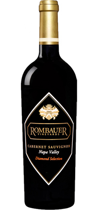 Rombauer Vineyards 2014 'Diamond Selection' Cabernet Sauvignon, Napa Valley
