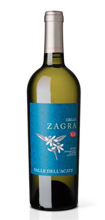 Valle dell'Acate 2016 'Zagra' Grillo, Sicilia Bianco DOC