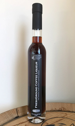Fox River Distilling Company (375 ml) FreshGround Coffee Liqueur (60 proof)