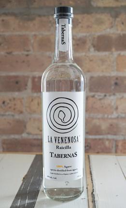 La Venenosa Raicilla 'Tabernas' Maximiliana (White Label), Sierra Occidental de Jalisco (80 proof)