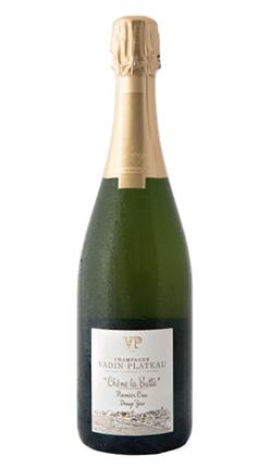 Champagne Vadin-Plateau 2013 Chene La Butte Zero Dosage, Champagne 1er Cru AOC