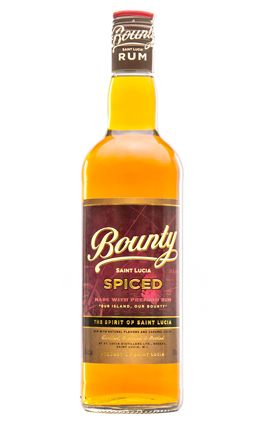 Bounty Spiced Rum (80 proof)