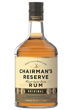 Chairman's Reserve Rum (80 proof)