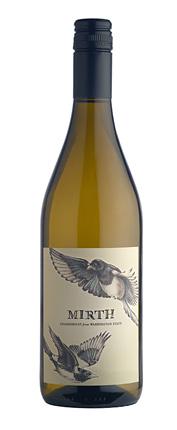 Corvidae Mirth Unoaked Chardonnay