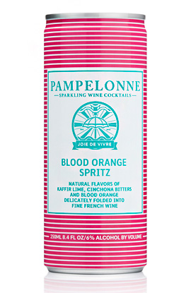 Pampelonne (250 ml) NV Blood Orange Spritz, France