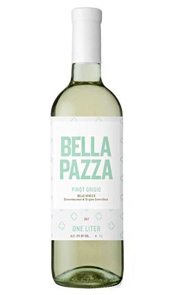 Bella Pazza (1 L) 2017 Pinot Grigio, delle Venezie DOC