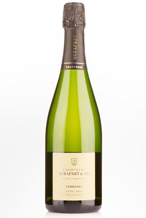 Champagne Agrapart & Fils NV 'Terroirs' Extra Brut Blanc de Blancs, Champagne Grand Cru AOC