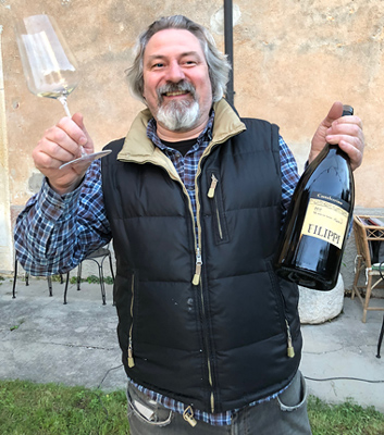 Filippo Filippi (2018 before Vinitaly)