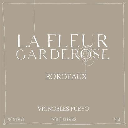 Chateau La Fleur Garderose 2016 Bordeaux Rouge AOC