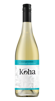 Koha 2017 Sauvignon Blanc, Marlborough