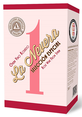 La Nevera (3 L) 2017 Rosado, Spain (Rioja)